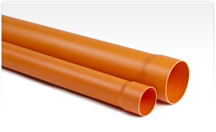 PVC Pipes for buildings