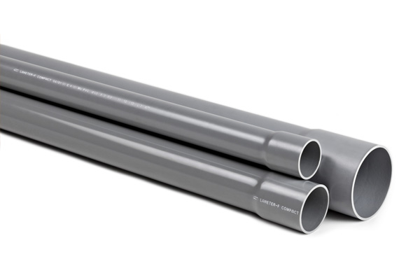 FLame Retardant PVC Pipes