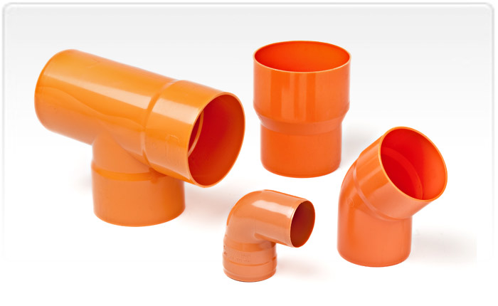 Construction PVC Fittings