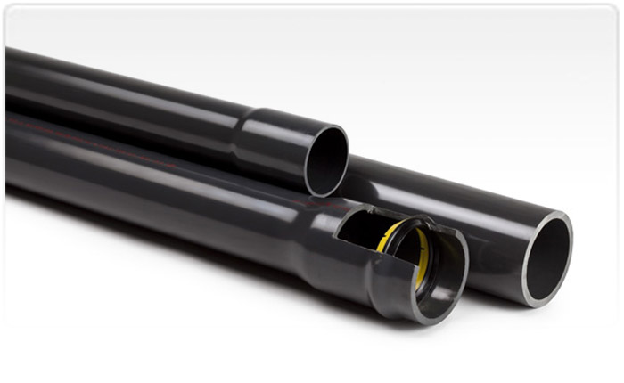 PVC Pipes for Pressure