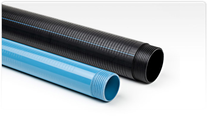PVC - HDPE Pipes for Drainage