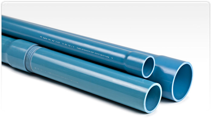 PVC Pipes for Artesian Wells