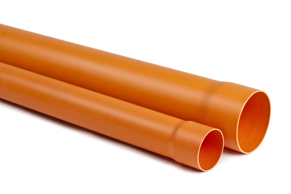 PVC Pipes for Buildings and Wastewater Treatment