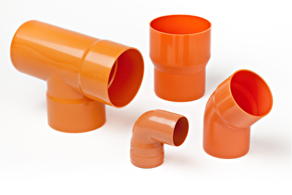 Raccordi PVC Edilizia