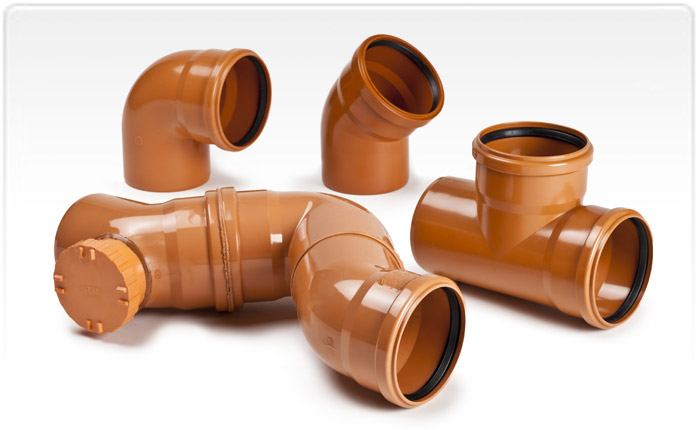Sewage PVC Fittings